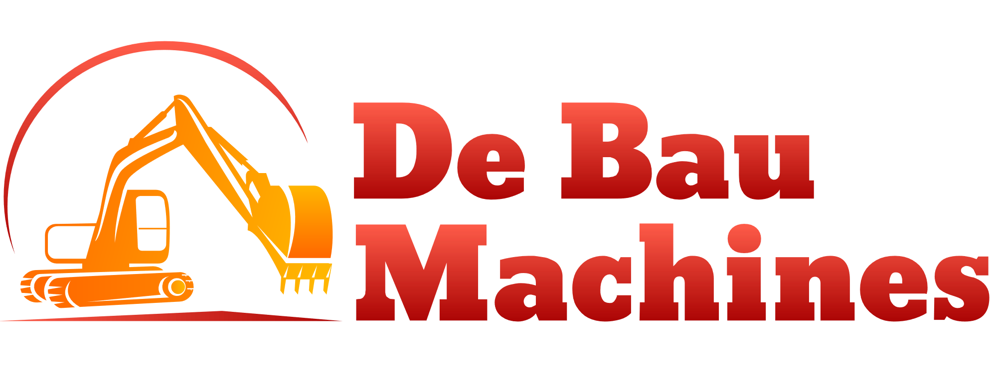 DE BAU MACHINES